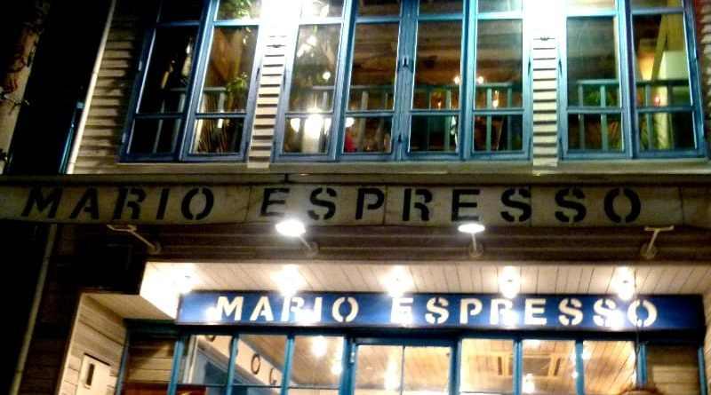 mario espresso