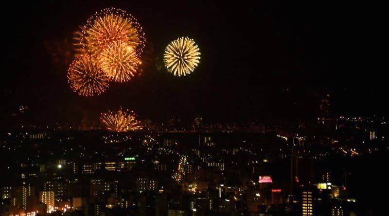 hiroshima-port-fireworks-from-ushita-yama