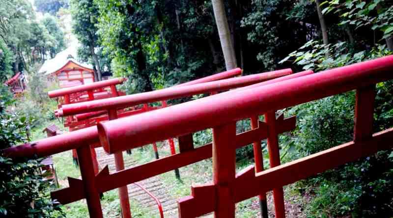 Kinkō Inari Shrine - 14