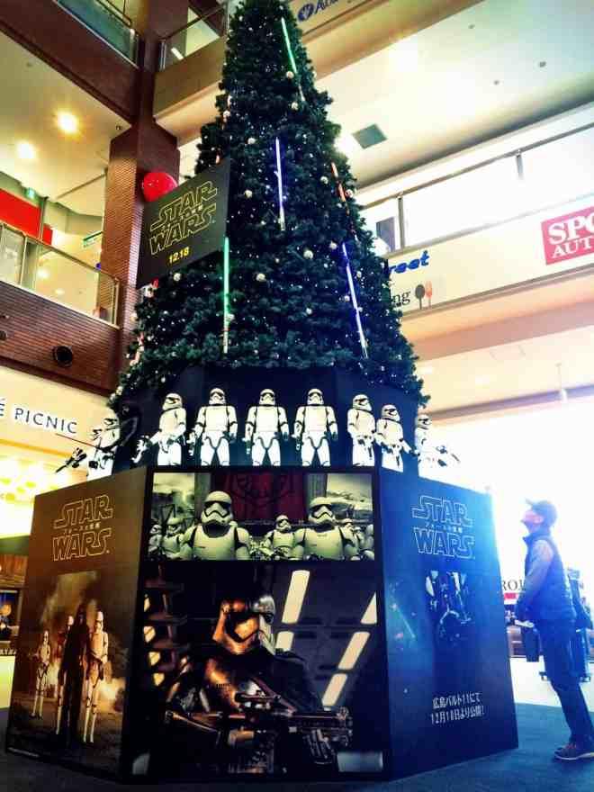 Star Wars Xmas Tree - 2