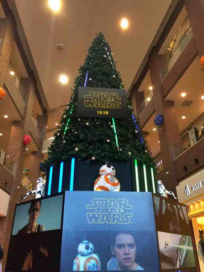 Star Wars Xmas Tree - 5