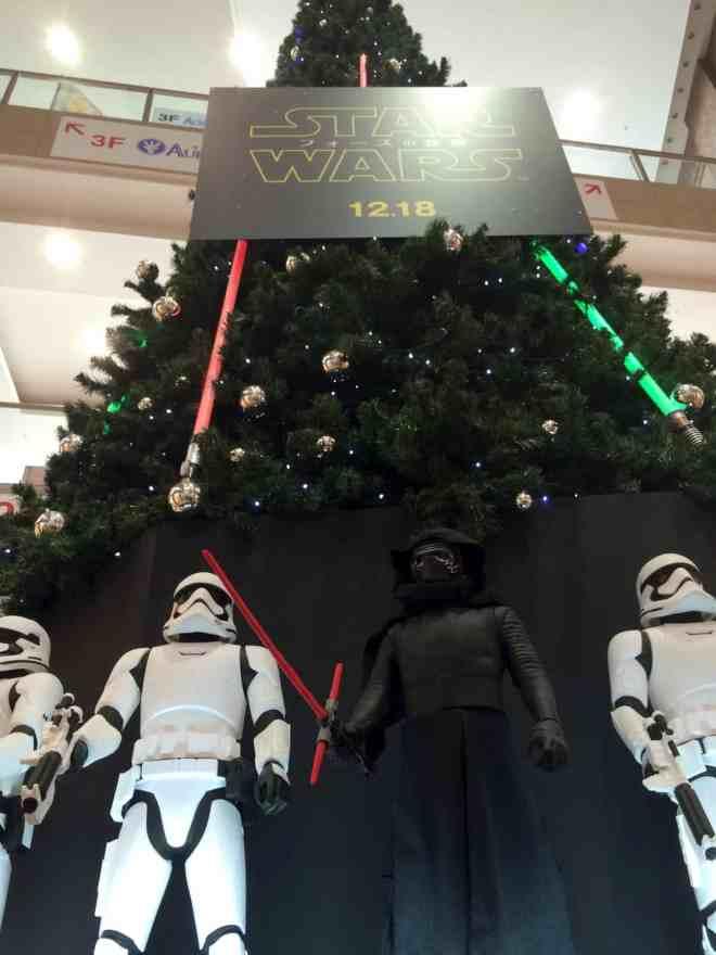 Star Wars Xmas Tree - 7