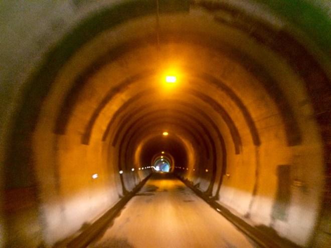 Ini-no-tanada tunnel