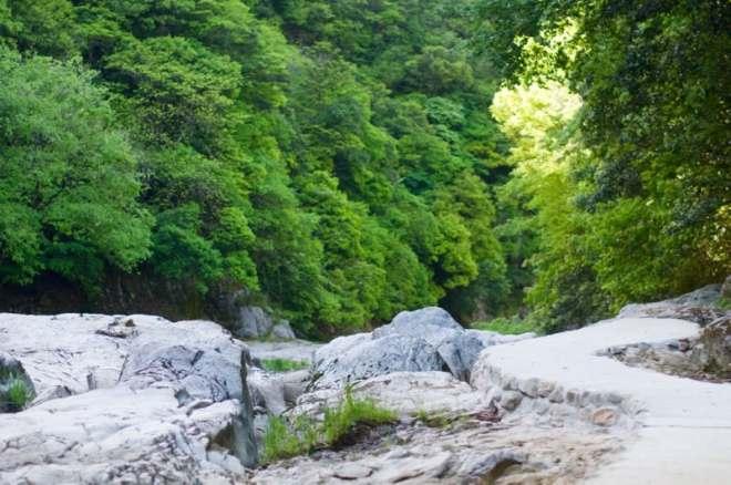 Dangyokei walkway