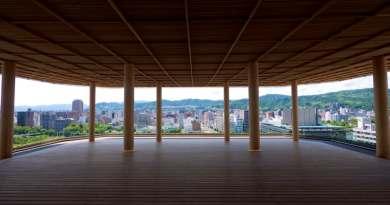 Orizuru Observation Deck