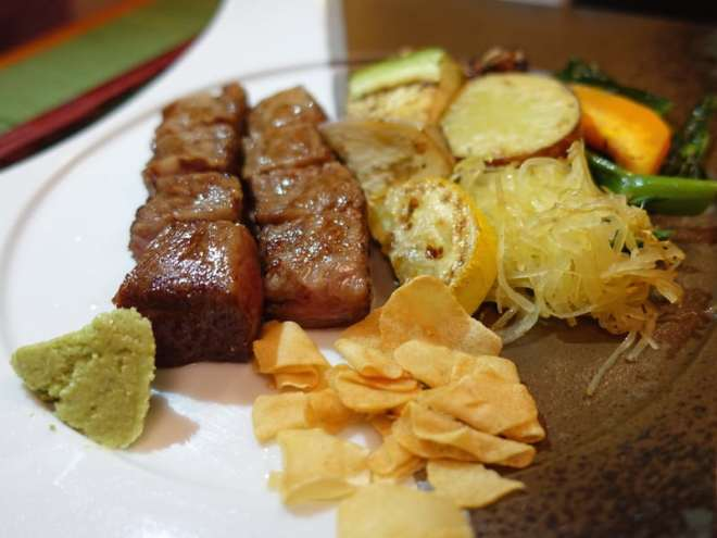 teppan steak