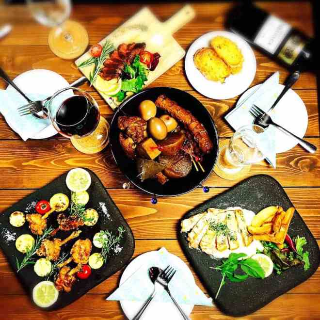 hallelujah dinner hiroshima
