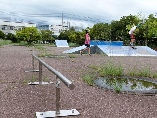 Park & Skate Park near Al Park