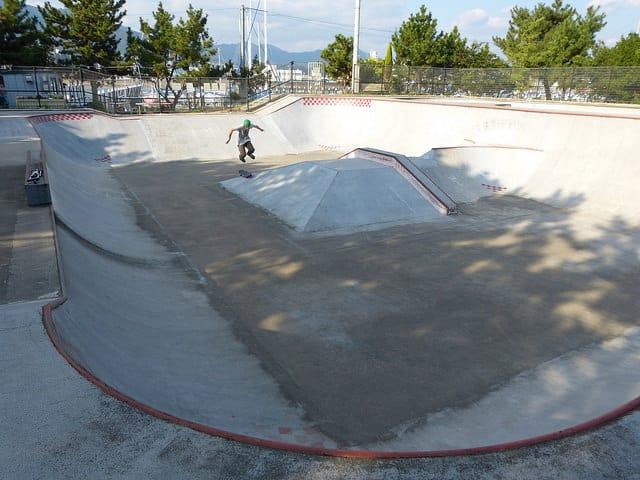Hatsukaichi Skatebowl