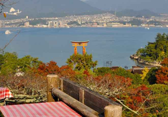 View from TeaHouse on the Hill