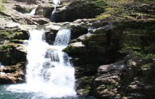 Sandankyo Waterfall