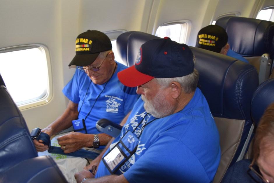 Utah Honor Flight Mail Call