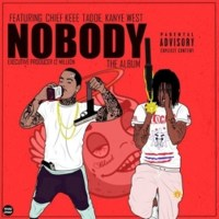 Chief Keef Ft. Kanye West & Tadoe | Nobody [Audio] #GBE