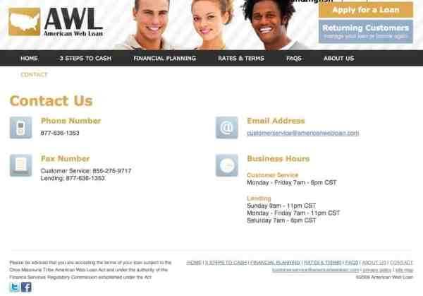 Is American Web Loan a Legal Company?   Tommie