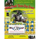 Design used for Jersey Fresh Horse Event. Created Posters, Flyers and cover of program