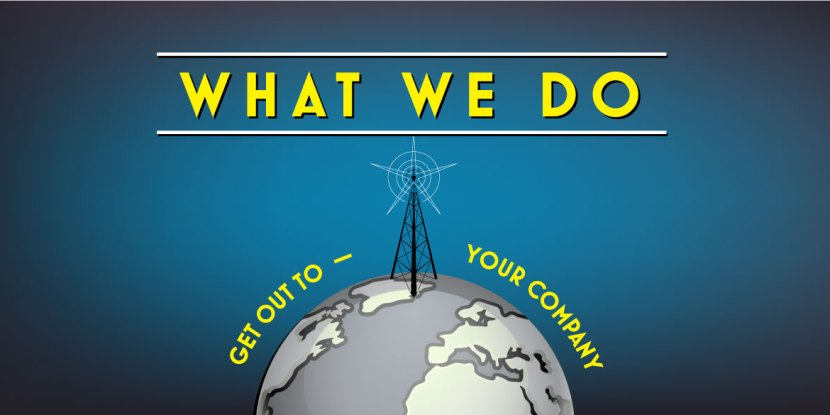 What We Do - Services by Get Out To