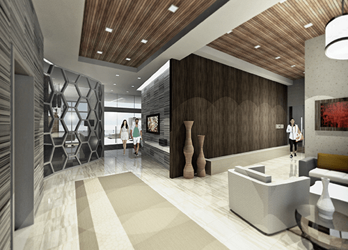 The Jewel Amenities Rendering