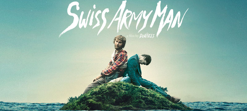"Contest: Enter to Win Advanced Passes to See ""Swiss Army Man"""