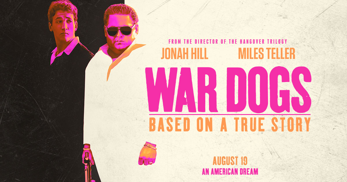 War Dogs - Satirical Comedy Never Reaches its Full Potential