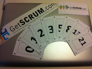 Planning Poker Cards Personalized