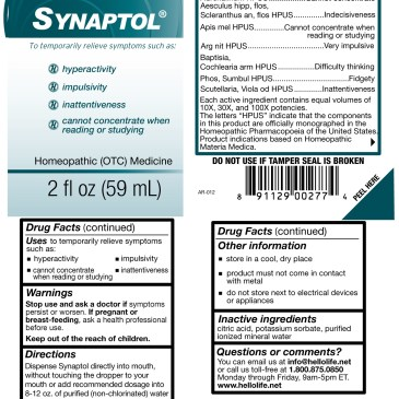 Synaptol Review – Does Synaptol Work for ADHD/ADD?