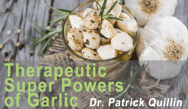 Getting Healthier with Garlic