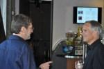Todd and John at 3rd Door