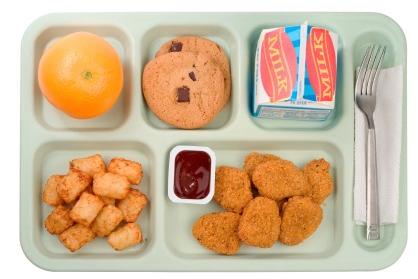 Cafeteria Food