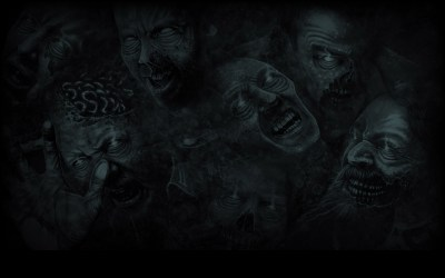 Zombie Backgrounds (67+ images)