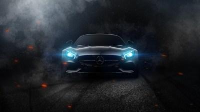 Mercedes Benz Logo Wallpapers (53+ images)