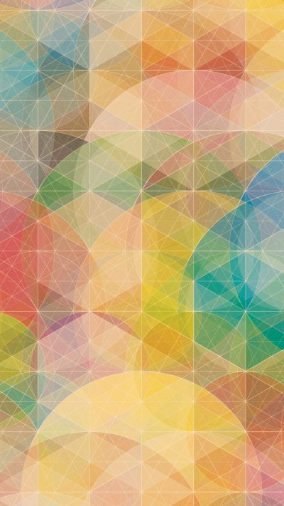 Abstract Geometric Wallpapers (75+ images)
