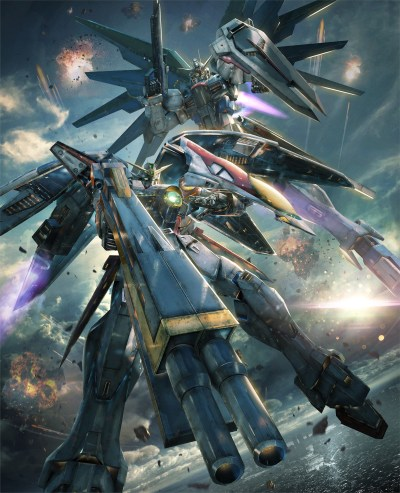 Gundam Wing Zero Custom Wallpaper (46+ images)