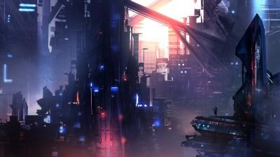 4K Sci Fi Wallpaper (47+ images)