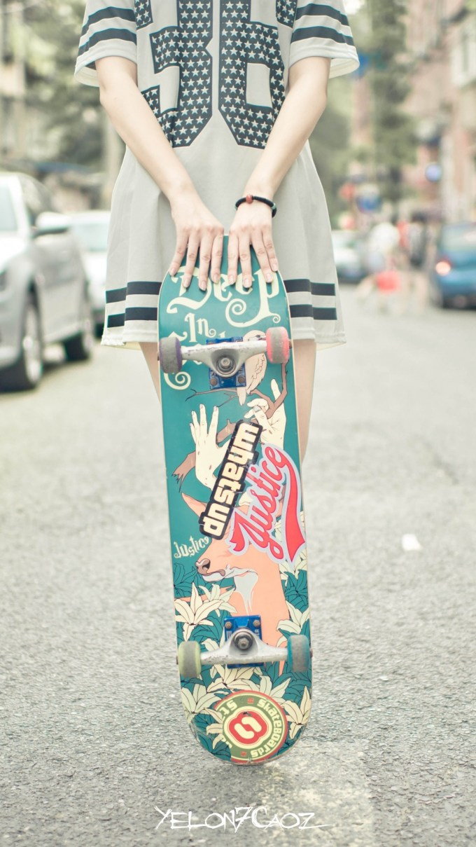 Girl Skateboard Wallpaper 31 Images
