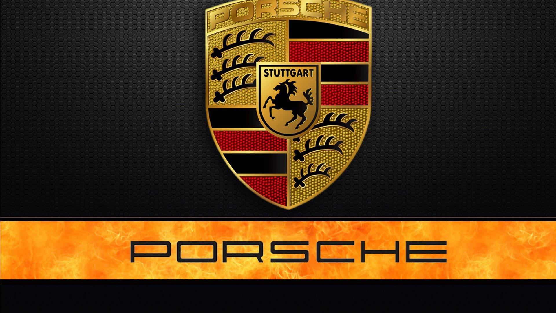 L 1920x1080 Hd Pics Photos Cars Porsche Logo Desktop Background Wallpaper