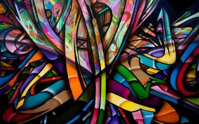 HD Graffiti Wallpapers 1080p (63+ images)