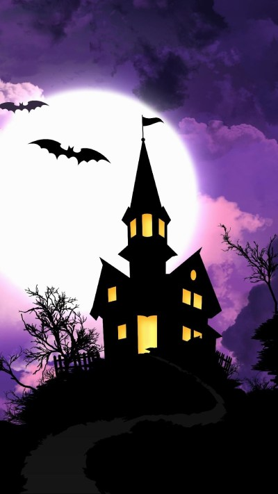Live Halloween Wallpaper for iPhone (73+ images)
