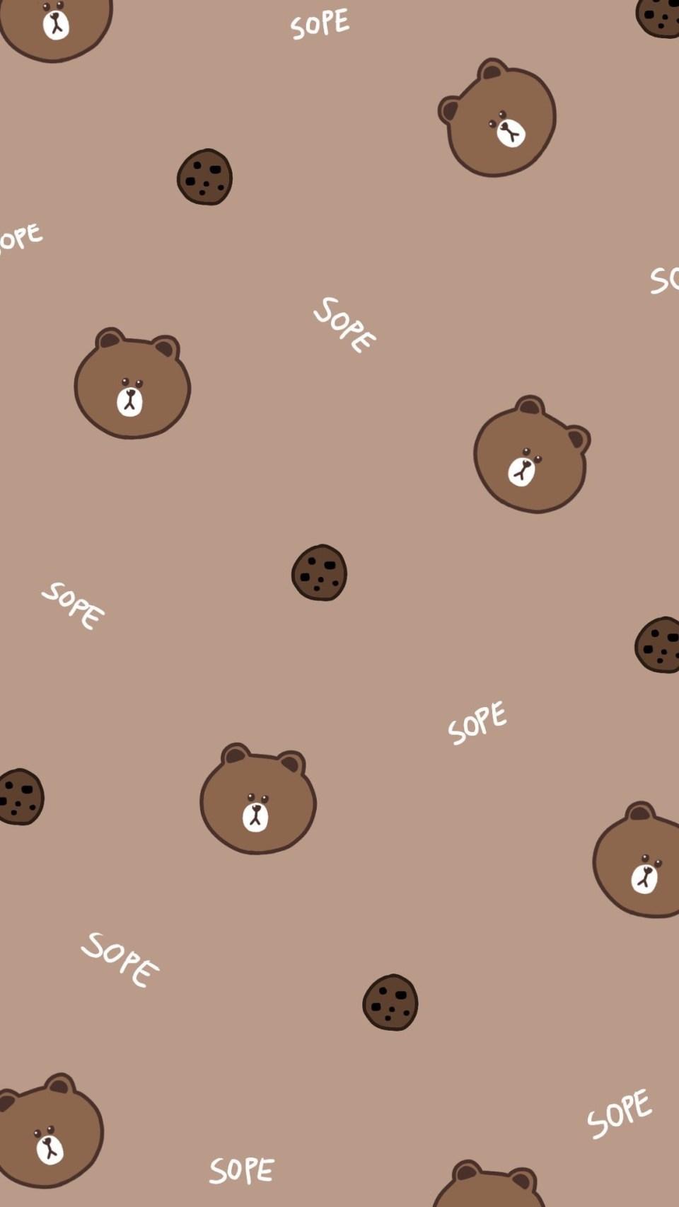 Cute Bear Wallpaper 56 Images