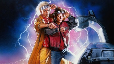 Back to the Future Wallpapers (79+ images)