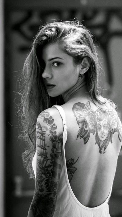 Inked Girls Wallpaper (56+ images)