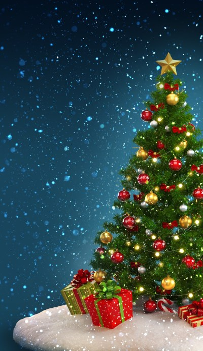 Christmas Trees Backgrounds (59+ images)