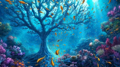 Underwater HD Wallpapers 1920x1080 (79+ images)