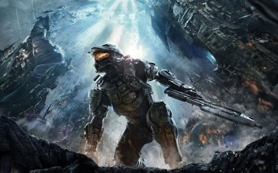 Halo 4 HD Backgrounds (79+ images)