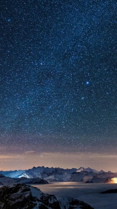 Starry Night iPhone Wallpaper (70+ images)