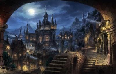 Dark Fantasy Background (71+ images)
