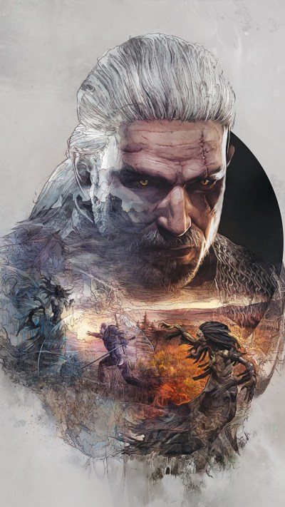 Witcher 3 iPhone Wallpaper (76+ images)