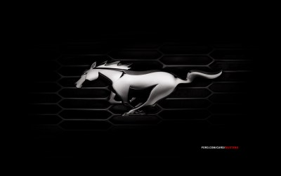 Ford Mustang Emblem Wallpaper (58+ images)