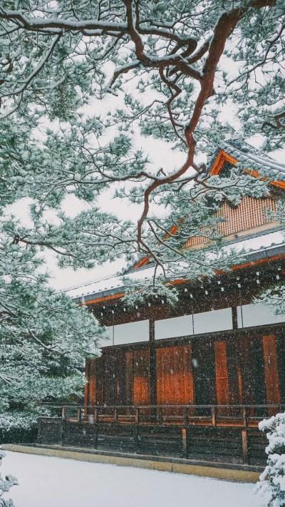Winter Japan Wallpaper (60+ images)