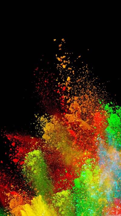 Color Explosion Wallpaper (77+ images)