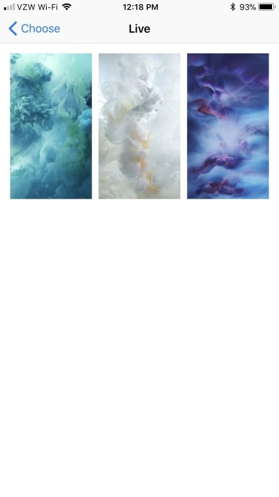 Live Wallpapers for iOS 9 (69+ images)